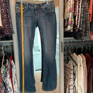 32 inch inseam Miss Me jeans
